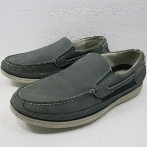 G.H. Bass Casual Dress Loafers Deck Shoes 11.5 W